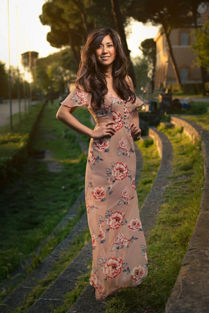 Summer Dress 2017, Summer Fashion Trends, Floral Dresses, Villa Borghese