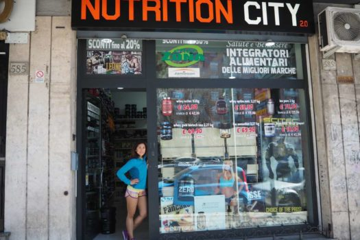 Supplements Heaven, Nutrition City