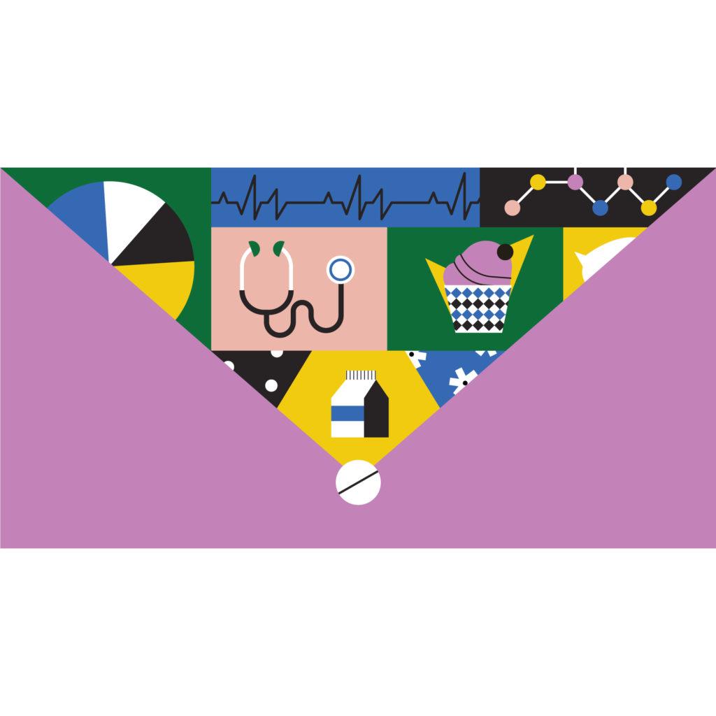 Magda Azab Illustrator, Birth Control, Maddison Leigh