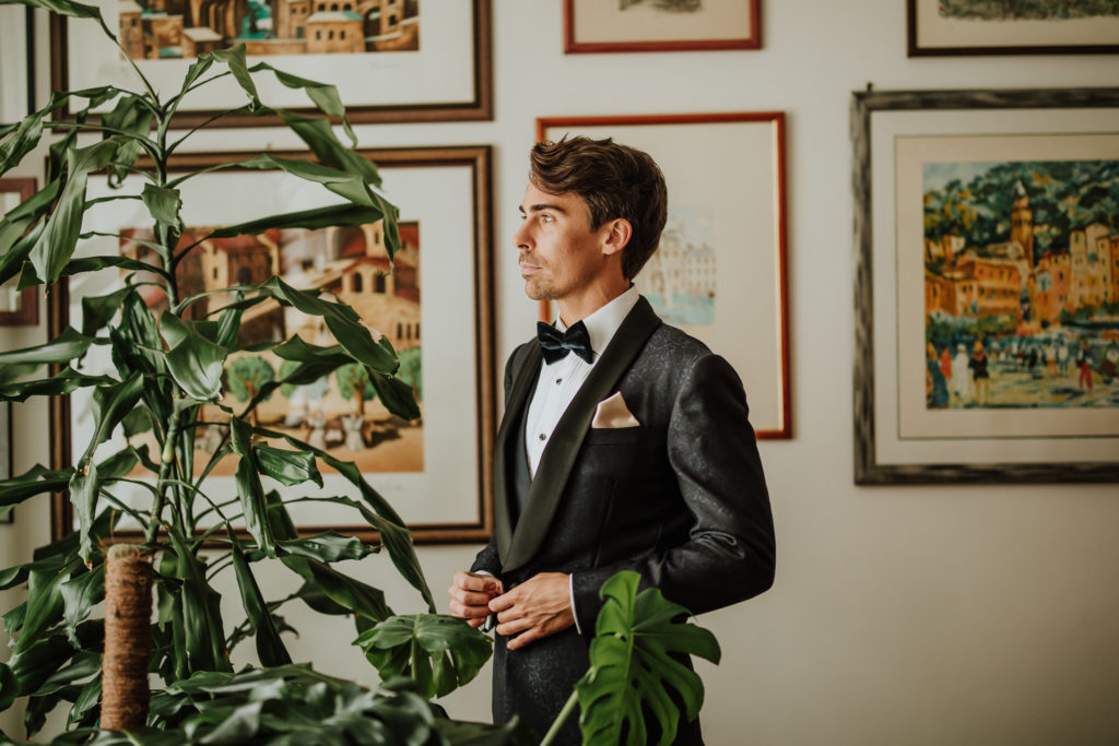 Massimiliano Capobianco Sartoria, Mens Suit, Groom