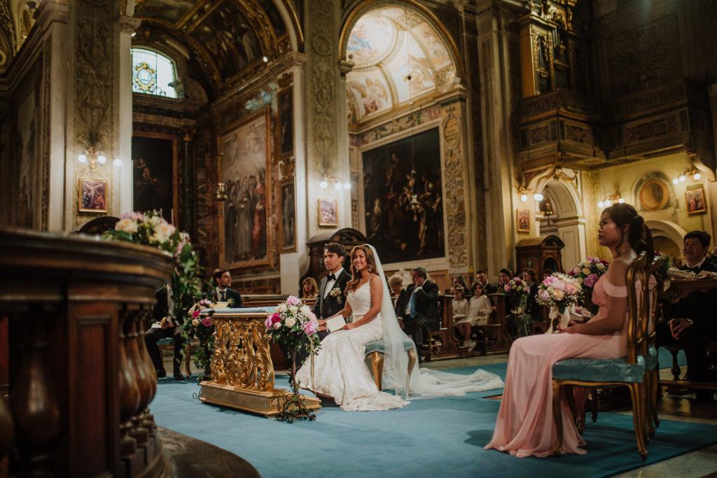 Santi Cosma e Damiano, Marco Schifa, Wedding Day