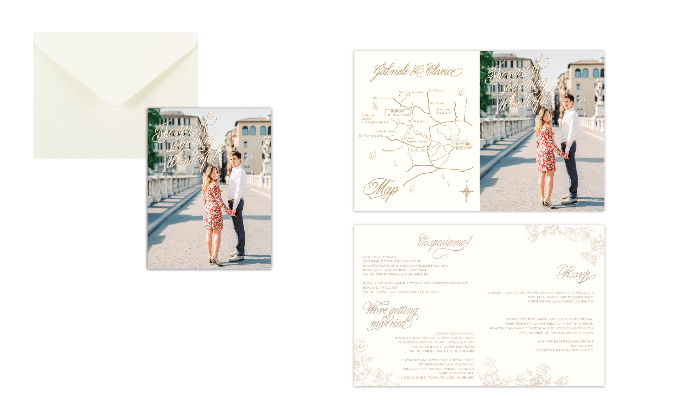 Letterpress, Wedding Invitations, Custom