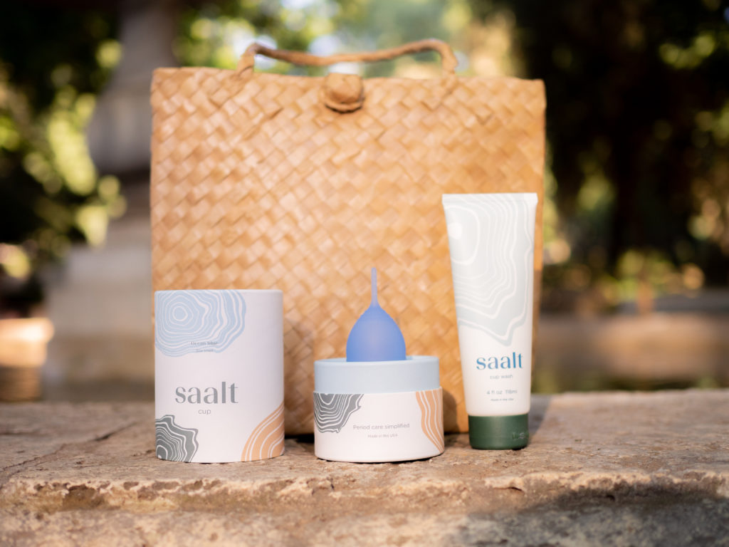Saalt Menstrual Cup Review, Collaboration
