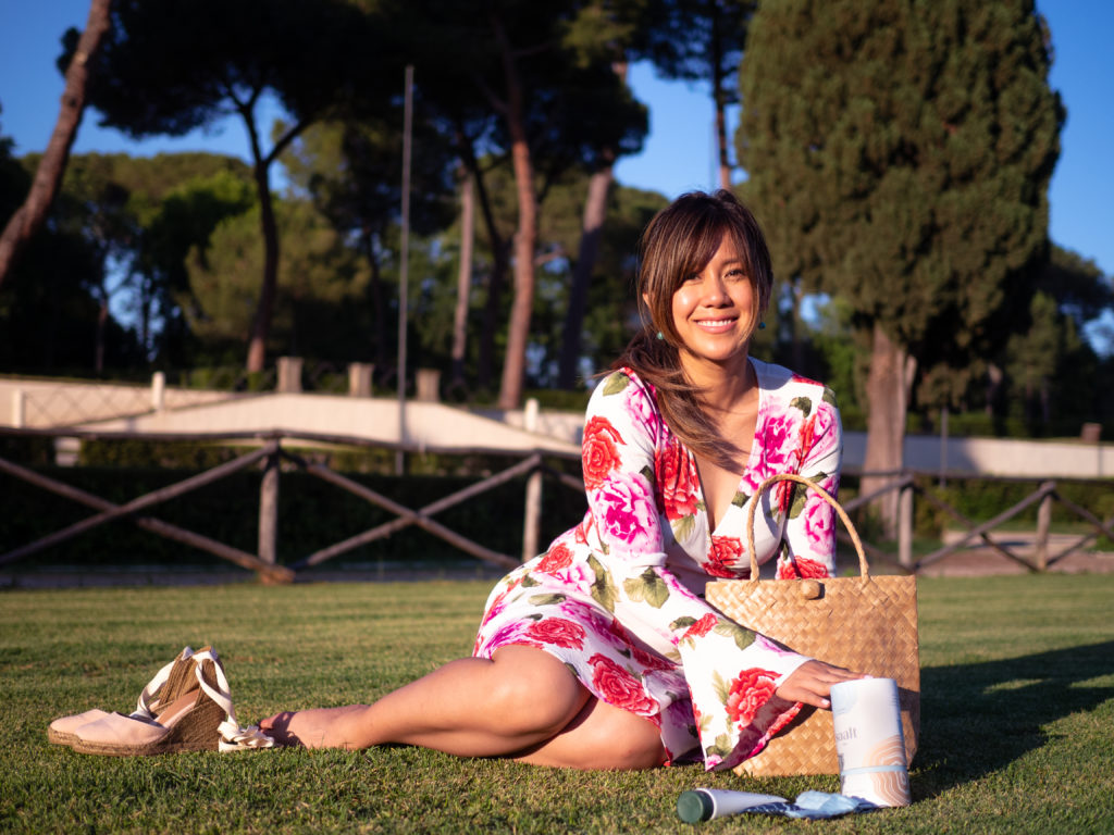 Saalt Menstrual Cup Review, Collaboration