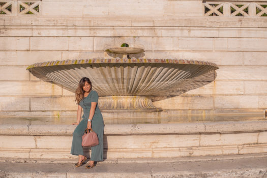 Tourist in Rome for a Day