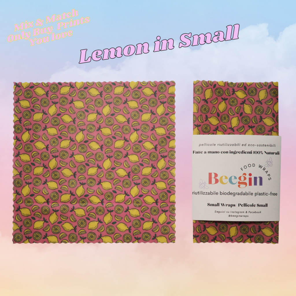 Lemon Print Small