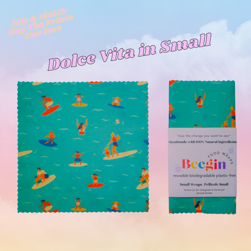 Dolce Vita Print Small