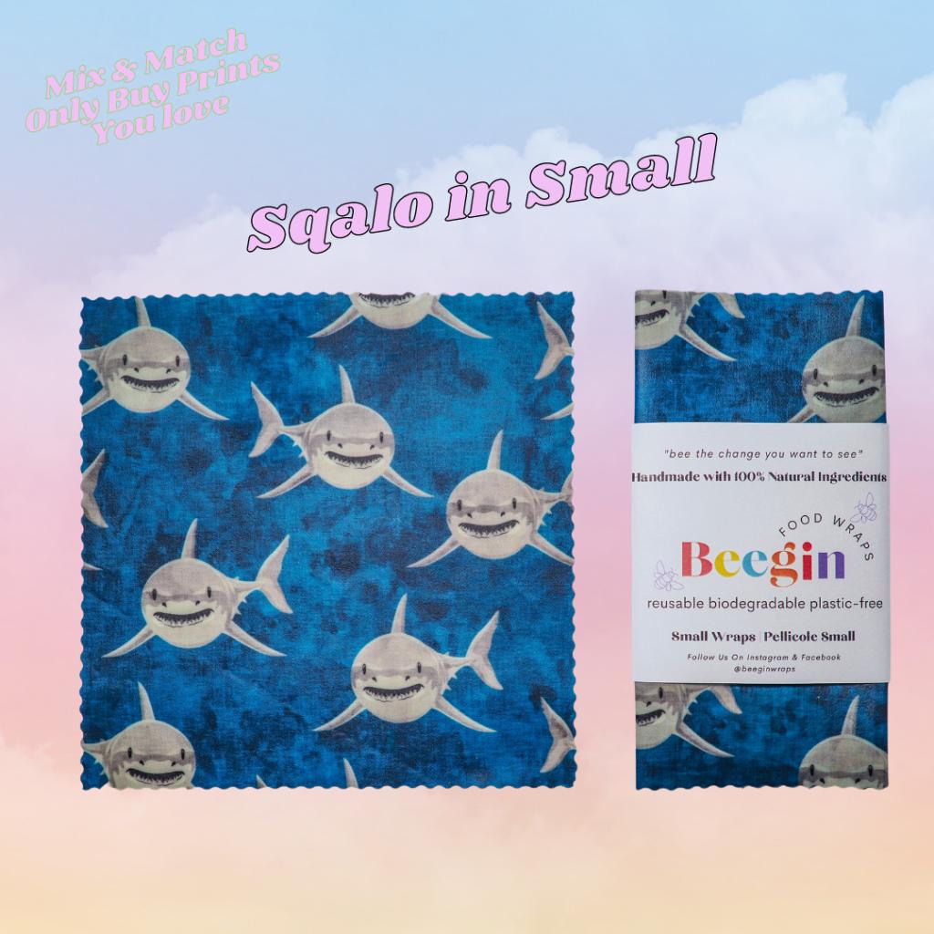 Squalo Print Small